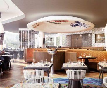 Kameha Grand Zuerich Restaurant