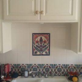 Kitchen in CA,USA