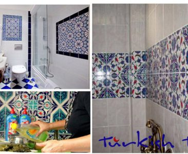 Bathroom and Kitchen Design With Our Tiles
