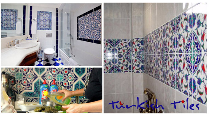 Bathroom And Kitchen Design With Our Tiles Turkish Tiles