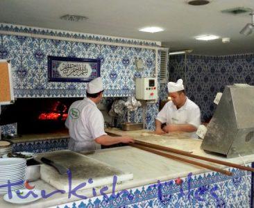 Pide ( pizza ) Restaurant in Merter – Istanbul